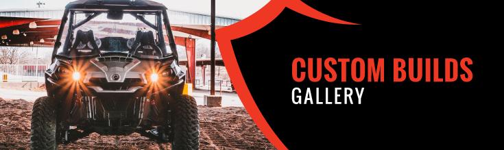 ATV Custom Builds